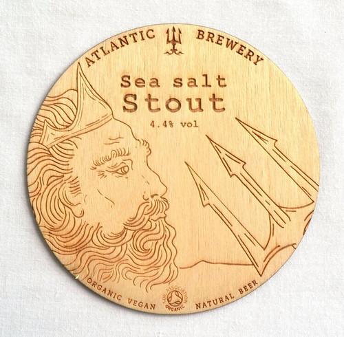 Atlantic Brewery Sea Salt Stout 330ml x16