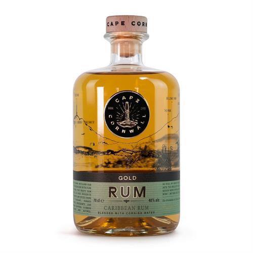 Cape Cornwall Gold Rum