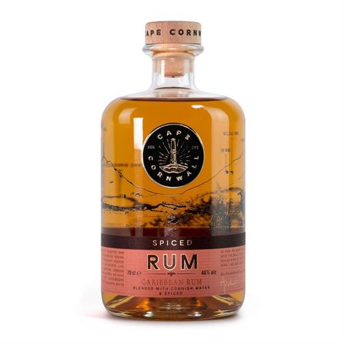 Cape Cornwall Spiced Rum
