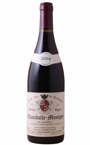 Digioia-Royer, Chambolle Musigny vieilles vignes