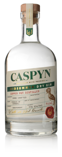 Caspyn Cornish Midsummer Dry Gin