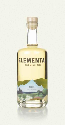 Elemental Cornish Apple Gin