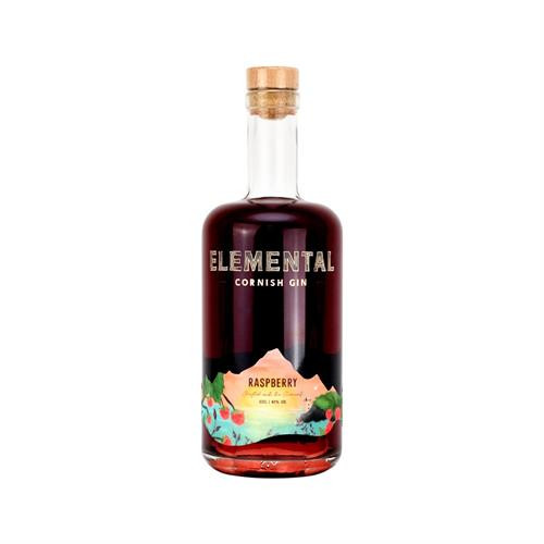 Elemental Cornish Raspberry Gin