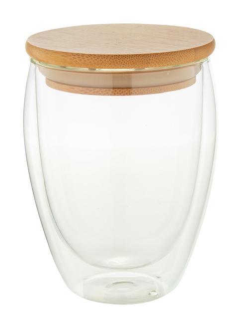Bondina M - glass thermo mug