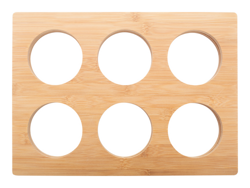 Albarino - bamboo wine rack