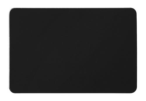 Kisto, magnet de frigider cu forma dreptunghiulara, cu suprafata colorata si cu posibilitate de personalizare corporate