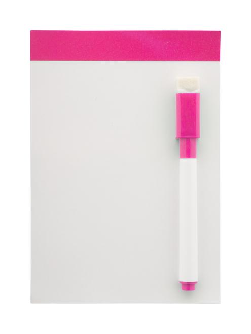 Yupit, tabla magnetica cu marker magnetic si curatator, cu posibilitate de personalizare corporate