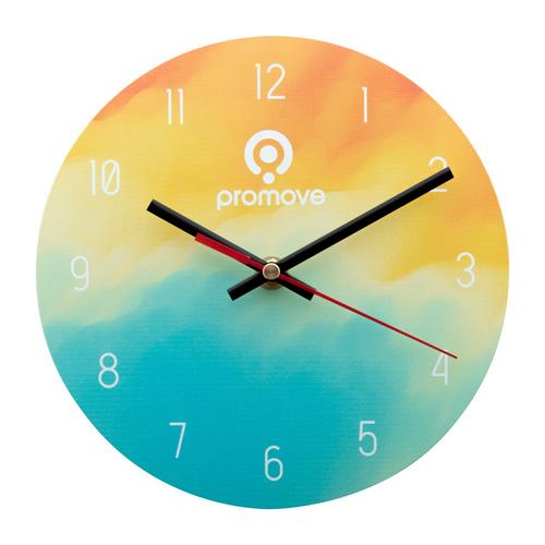 SuboTime - sublimation wall clock