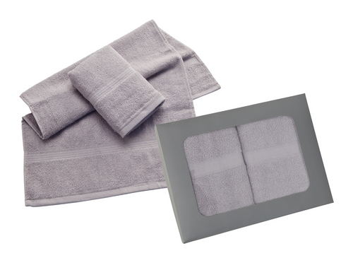 Towels of 40x70cm, material 100% cotton of 400g/m2 | Goodie Bags