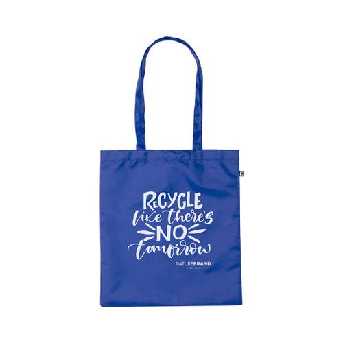 Blue Eco-friendly bag, RPET material - GoodieBags