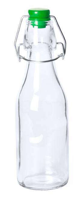 Haser, sticla cliptop cu dop colorat si cu posibilitate de personalizare corporate