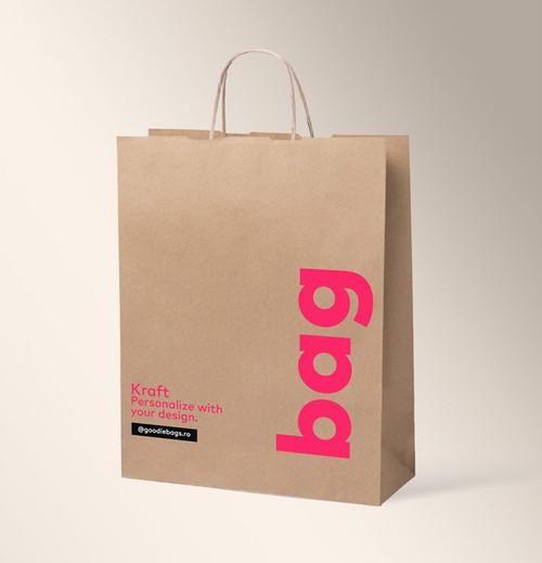Kraft paper bag | GoodieBags