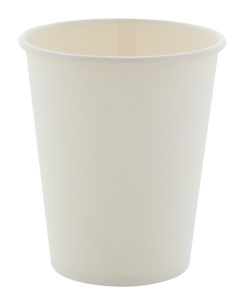 Papcap M, pahar de hartie cu perete unic si cu posibilitate de personalizare corporate