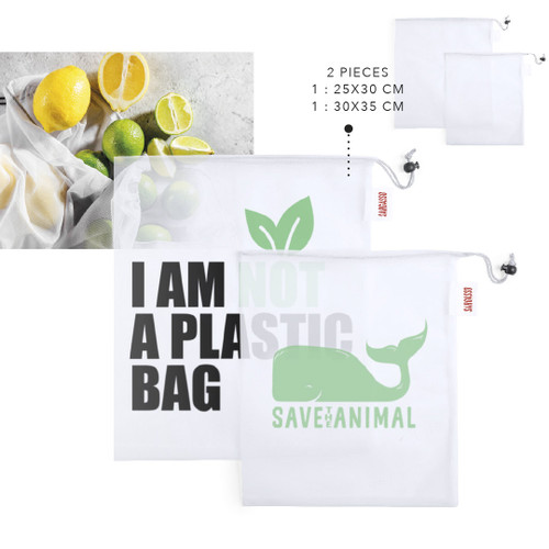 Set of reusable bags | GoodieBags