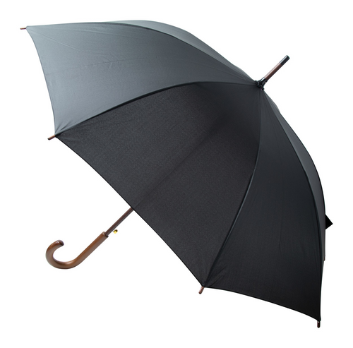 Automatic, windproof umbrella made from recycled PET pongee   GoodieBags