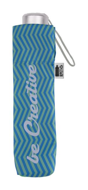 Flumber RPET - custom folding umbrella pouch