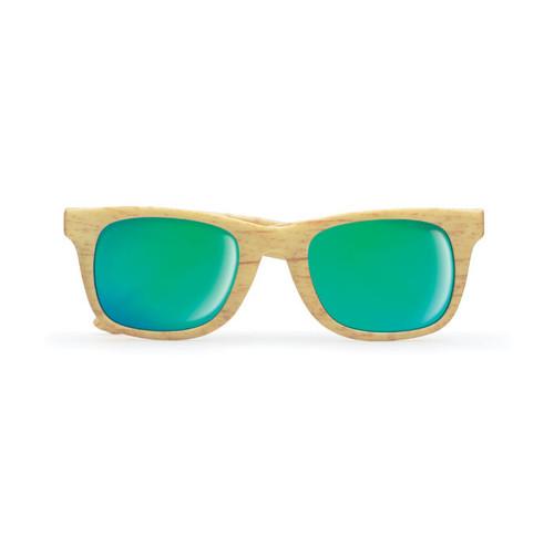Woodie, ochelari de soare , finisaj cu aspect de lemn si cu posibilitate de personalizare corporate