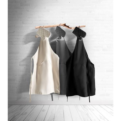 Set Avental, set cu accesorii din bumbac pentru bucatarie, cu posibilitate de personalizare corporate