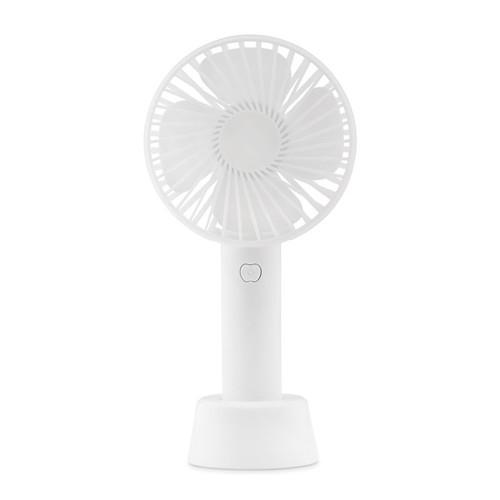 Dini, ventilator portabil pentru port USB, cu posibilitate de personalizare corporate