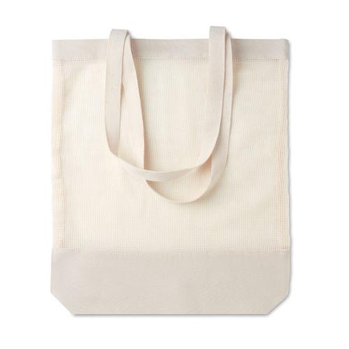 Mesh Bag - Mesh cotton shopping bag