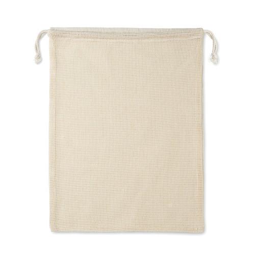 Veggie - Re-usable cotton mesh food bag