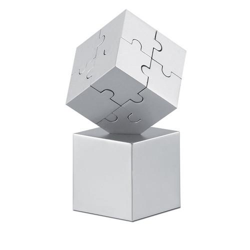 Kubzle - Metal 3D puzzle