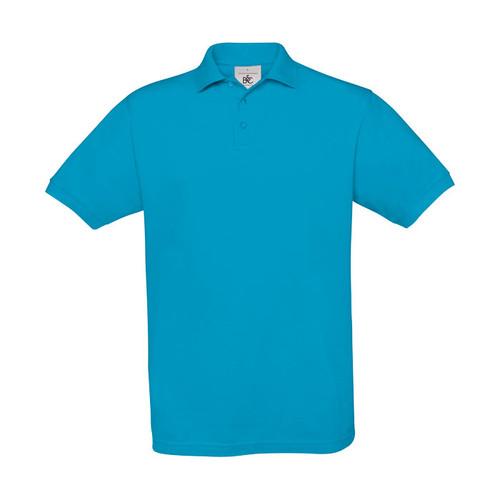 Pique Polo Safran Pu409 - Men`s Polo Shirt 180 g/m2