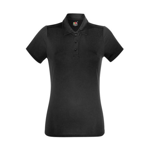 Lady-Fit Polo 63-040-0 - Ladies Polo Shirt Sports