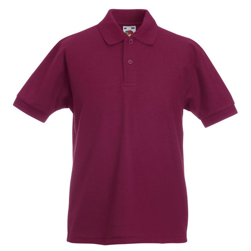 65/35 Kids Polo 63-417-0 - Kids Polo Shirt 170/180 g/m2