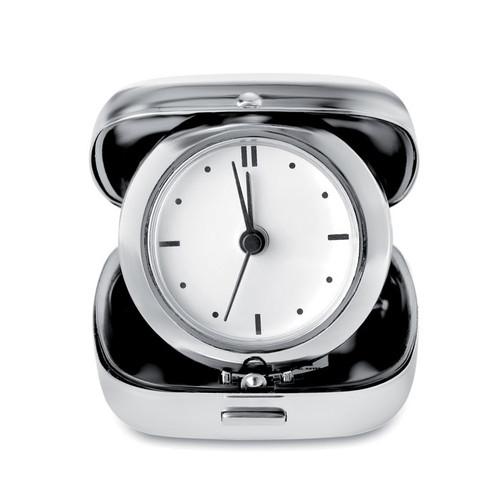 Glim - Metal travel alarm clock