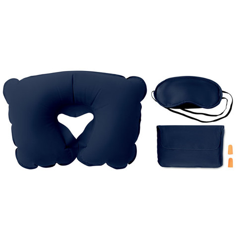 Travelplus - Set w/ pillow, eye mask, plugs