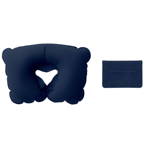 Travelconfort - Inflatable pillow in pouch