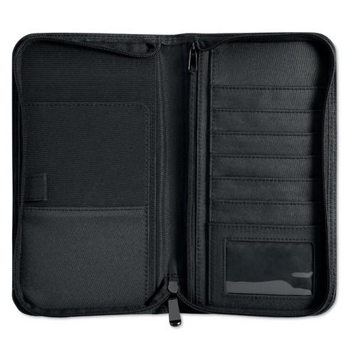 Cas - Micro fibre travel wallet
