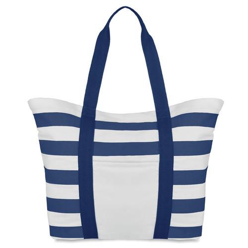Blinky Stripes - Beach bag striped