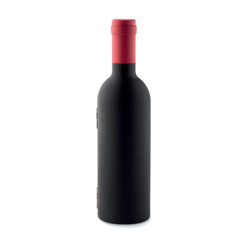 Settie, set de vin in cutie in forma de sticla, cu posibilitate de personalizare corporate