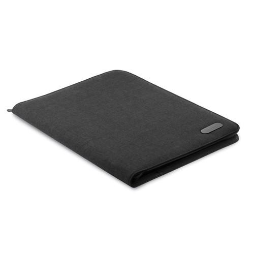 Notes Folder - A4 zip portfolio in polyester