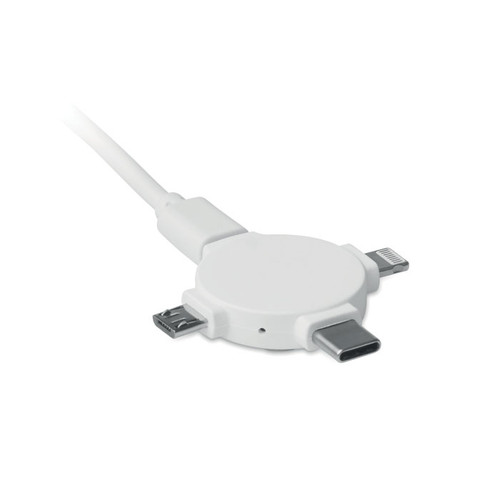 Ligo Cable - 3 in 1 cable adapter