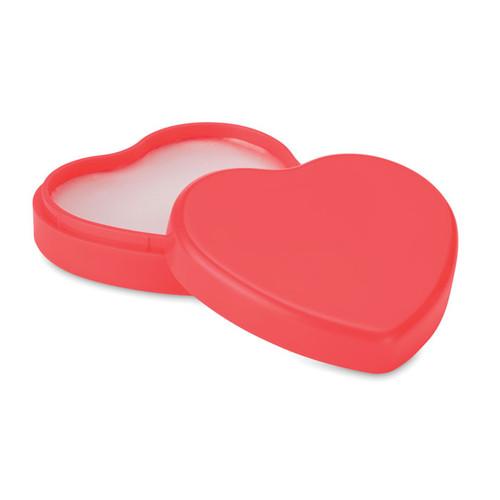 Coeur - Lip balm in heart shaped case