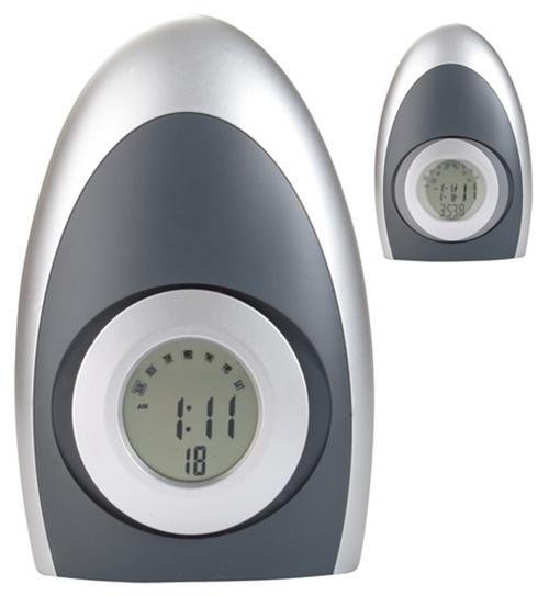 Shake - digital clock