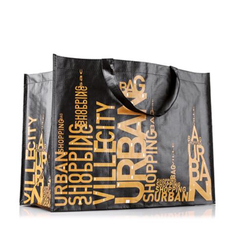 Custom made shopping bags.