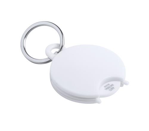 Portis - anti-bacterial trolley coin keyring
