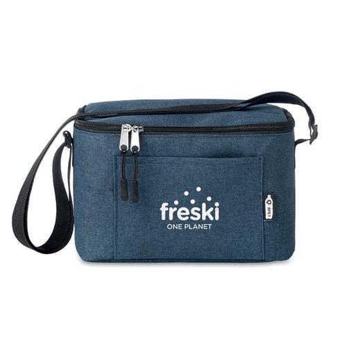 Cuba, geanta termoizolanta pentru 6 doze, cu posibilitate de personalizare corporate
