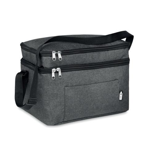 Icecube, geanta termoizolanta din RPET, cu posibilitate de personalizare corporate