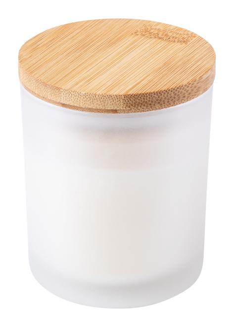 Trivak lumanare parfumata cu esenta de vanile si cu pobibilitate de personalizare corporate