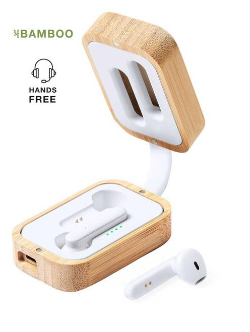 Căști Bluetooth cu conexiune Bluetooth® 5.0 cu funcție de apelare hands-free și baterie cu litiu.