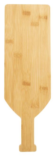 Boord, tocator din bambus in forma de sticla de vin, cu posibilitate de personalizare corporate