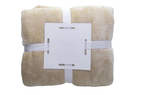 Espoo, patura de flanela din lana, cu posibilitate de personalizare corporate