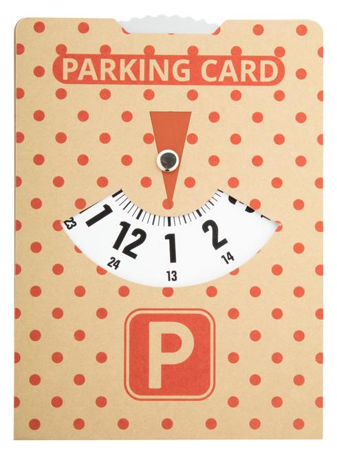 CreaPark Eco Card parcare personalizat