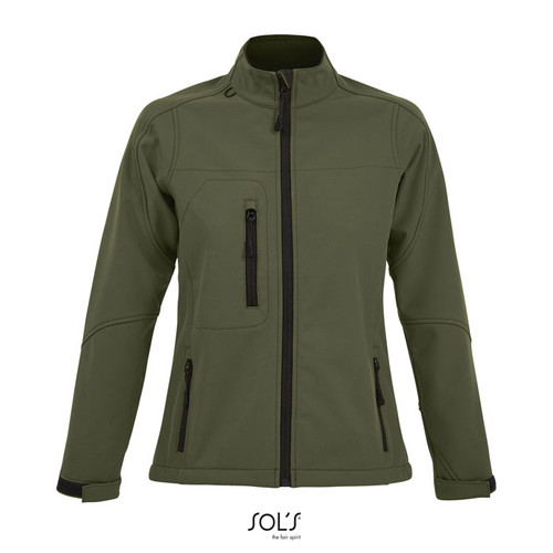 Jachetă softshell pentru femei