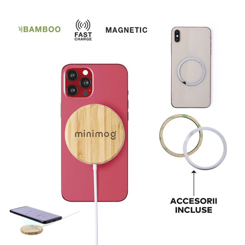 Incarcator wireless Fast charger